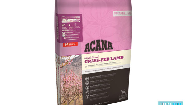 Acana Grass-Fed Lamb Dry Dog Food (All Breeds & Sizes)