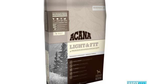 Acana Light & Fit Dry Dog Food (All Breeds & Sizes)