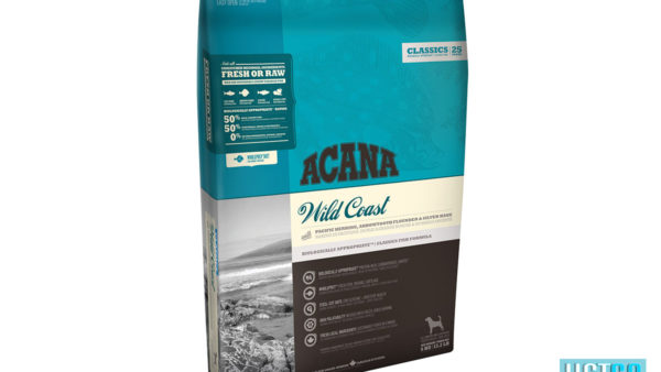 Acana Wild Coast Dry Dog Food (All Breeds & Sizes)