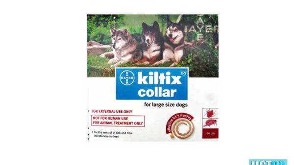 Bayer Kiltix Tick Collar for Large & Giant Sized Dogs