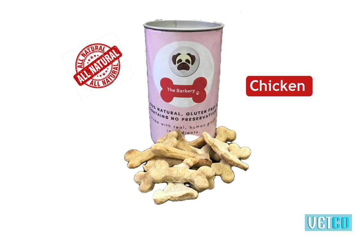 The Barkery Chicken biscuits
