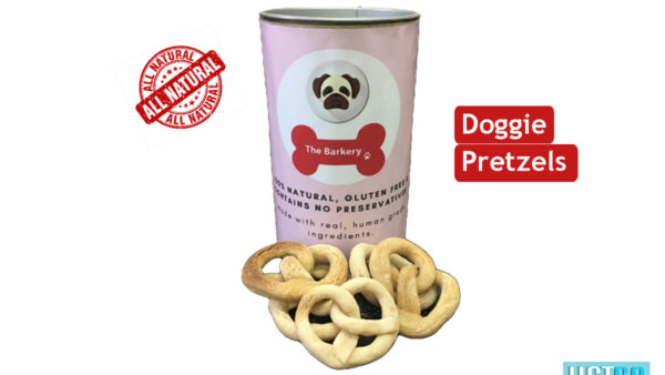 The Barkery - Doggie Pretzels