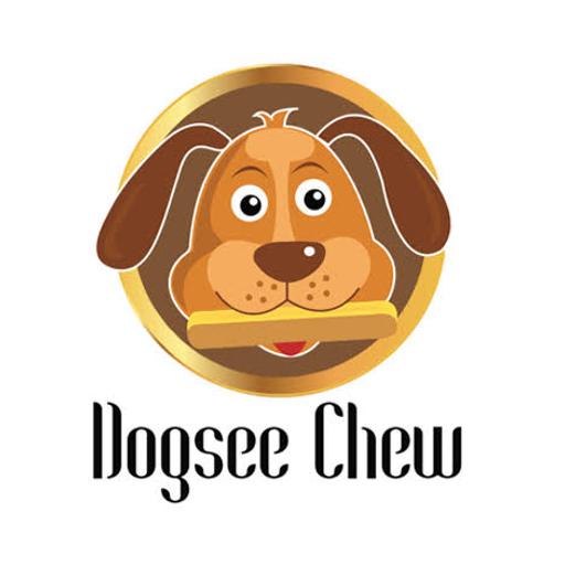 dogsee chew logo