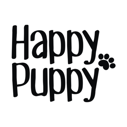 happy puppy logo