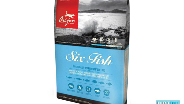Origen Six Fish Dry Dog Food (All Breeds & Sizes)