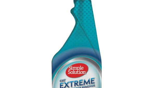 Simple Solution Cat Extreme Stain & Odor Remover Spray, 500 ml