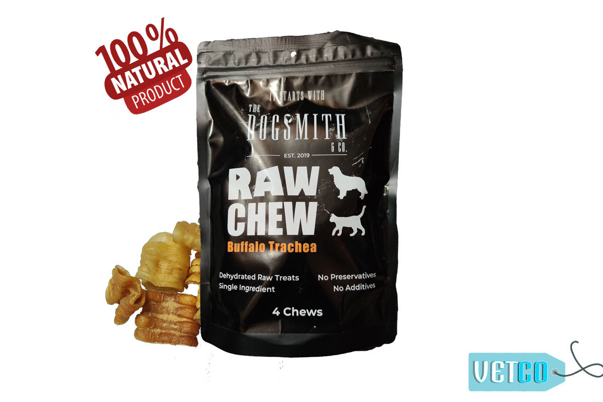 Dogsmith & Co. Trachea Chews Dog Treats