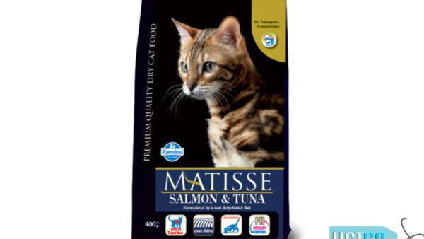 Farmina Matisse Salmon & Tuna Adult Cat Dry Food