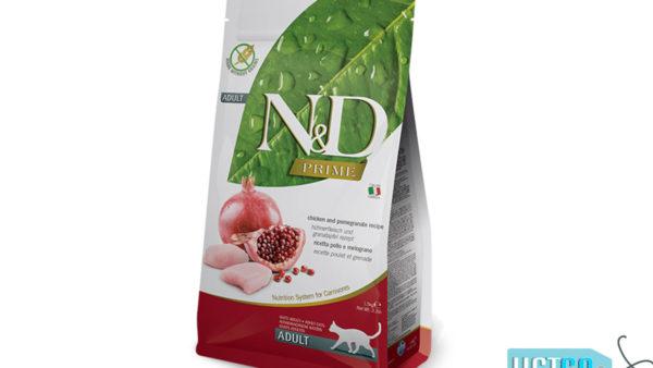 Farmina N&D Grain Free Chicken & Pomegranate Adult Cat Food