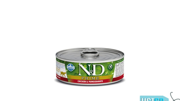 Farmina N&D Prime Chicken & Pomegranate Wet Kitten Food