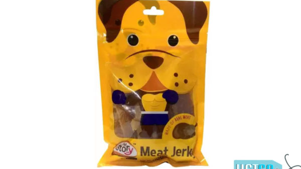 Goodies Chicken Meat Jerky Dog Treat, 60 gms