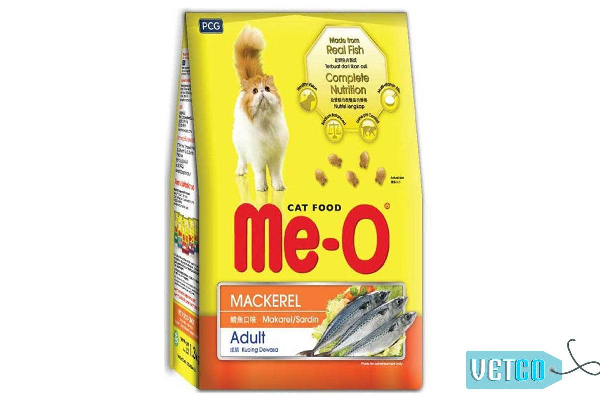 is mackerel good for cats diet