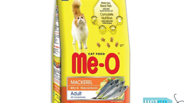 Me-O Mackerel Adult Cat Dry Food