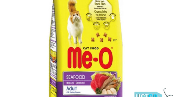 Me-O Seafood Adult Cat Dry Food