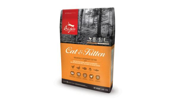 Orijen Cat & Kitten Dry Food (All Breeds & Life Stages)