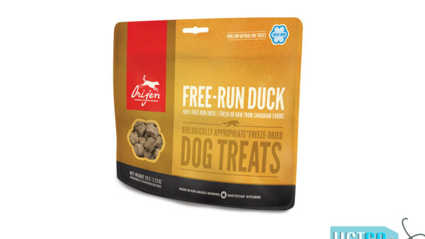 Orijen Free-Run Duck Freeze Dried Dog Treats