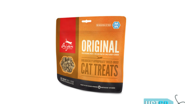 Orjen Premium Quality Original Freeze-Dried Cat Treats, 35 gms