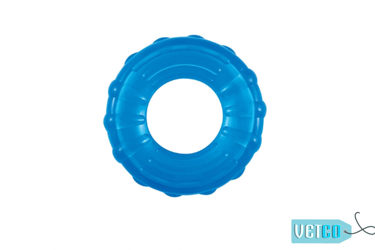 Outward Hound ORKA Tire Chew Dog Toy