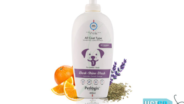 Petlogix Dark Shine Wash Shampoo