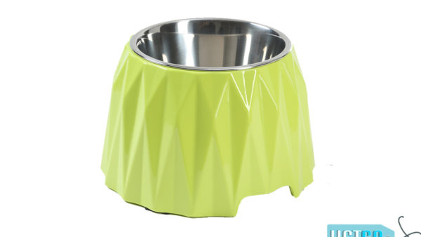 Petlogix Premium Feeding Bowl with Steel Inserts.