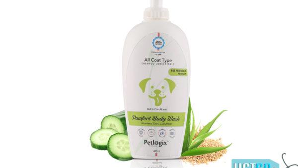 Petlogix Pawfect Body Pet Wash Shampoo