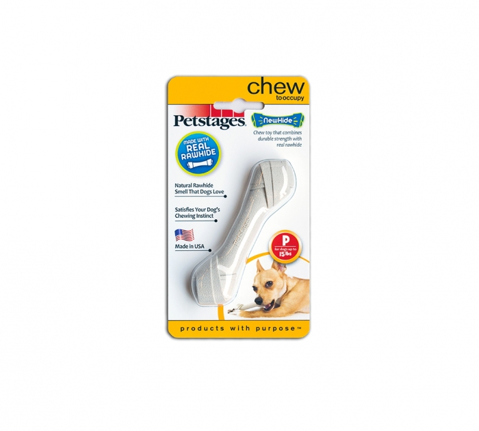 Petstages NewHide Chew Dog Toy