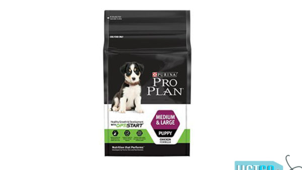 Purina Pro Plan Puppy Dry Dog Food (Medium & Large Breeds)