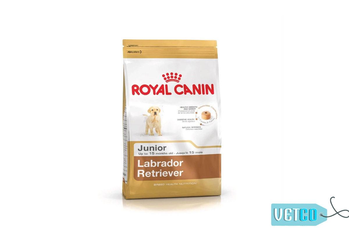 Royal Canin Labrador Retriever Puppy Junior Dry Dog Food