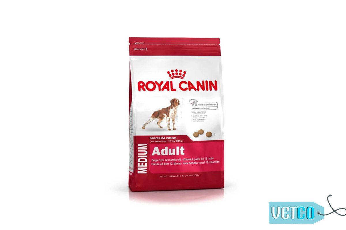 Royal Canin Medium Adult Dry Dog Food (Medium Breeds)