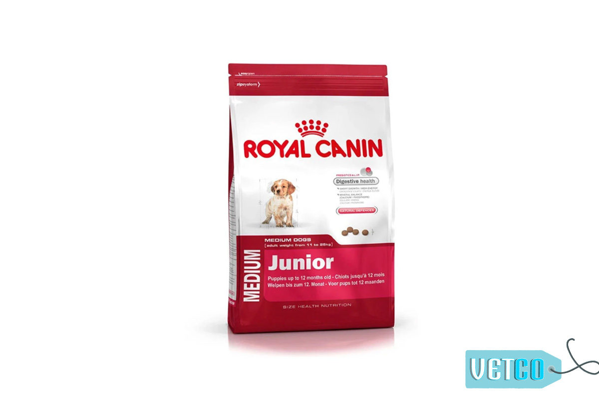 Royal Canin Medium Puppy Dry Dog Food (Medium Breeds)