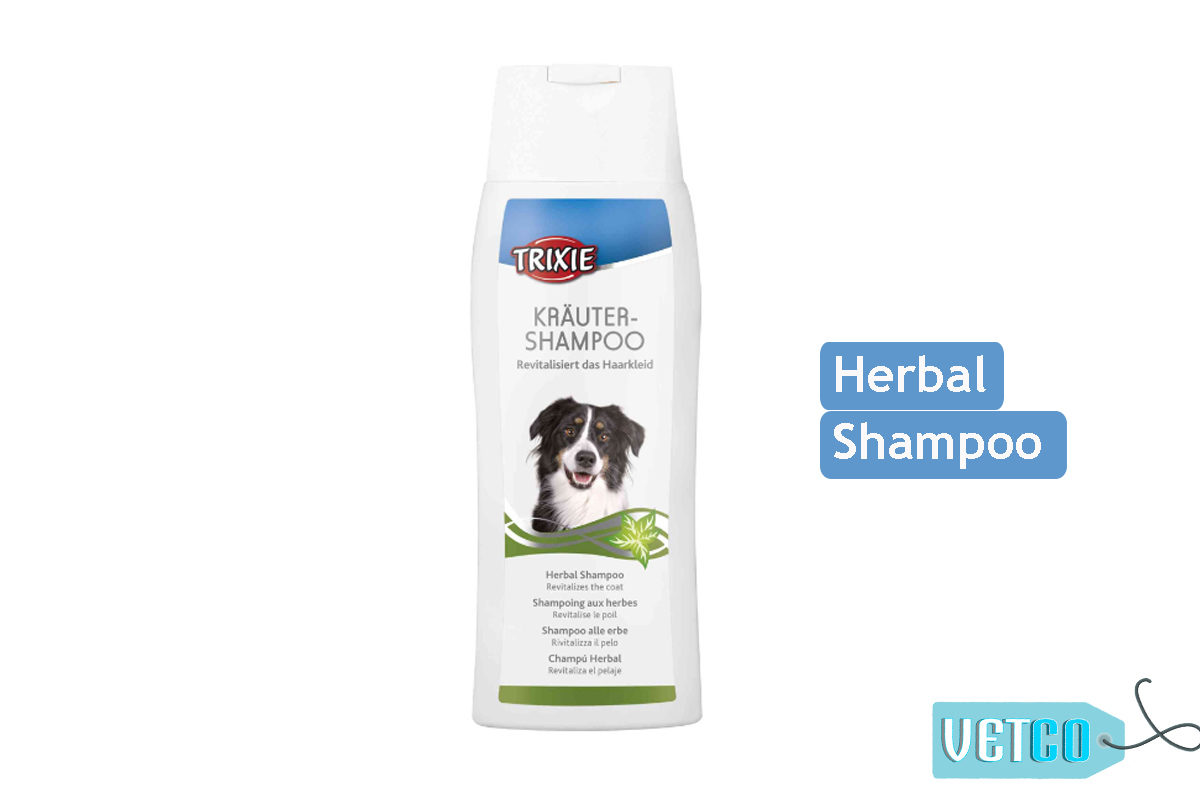 Trixie Herbal Shampoo Dog Shampoo, 250 ml