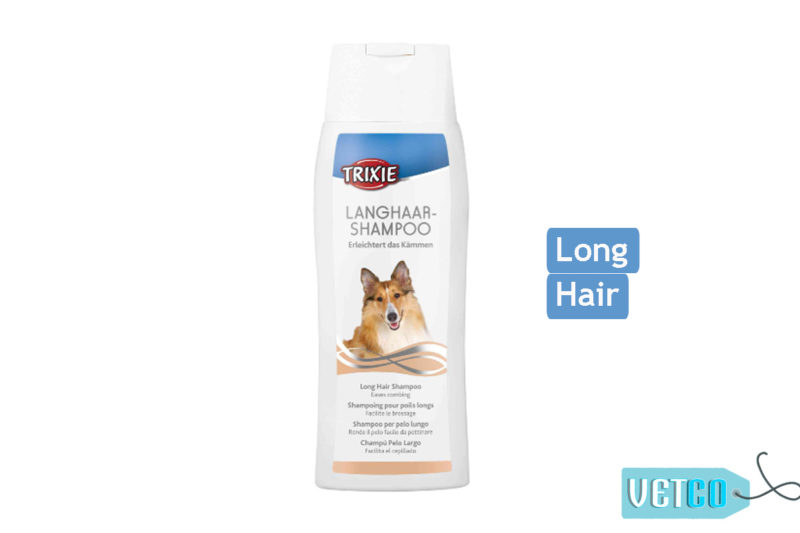 Trixie Long Hair Dog Shampoo, 250 ml
