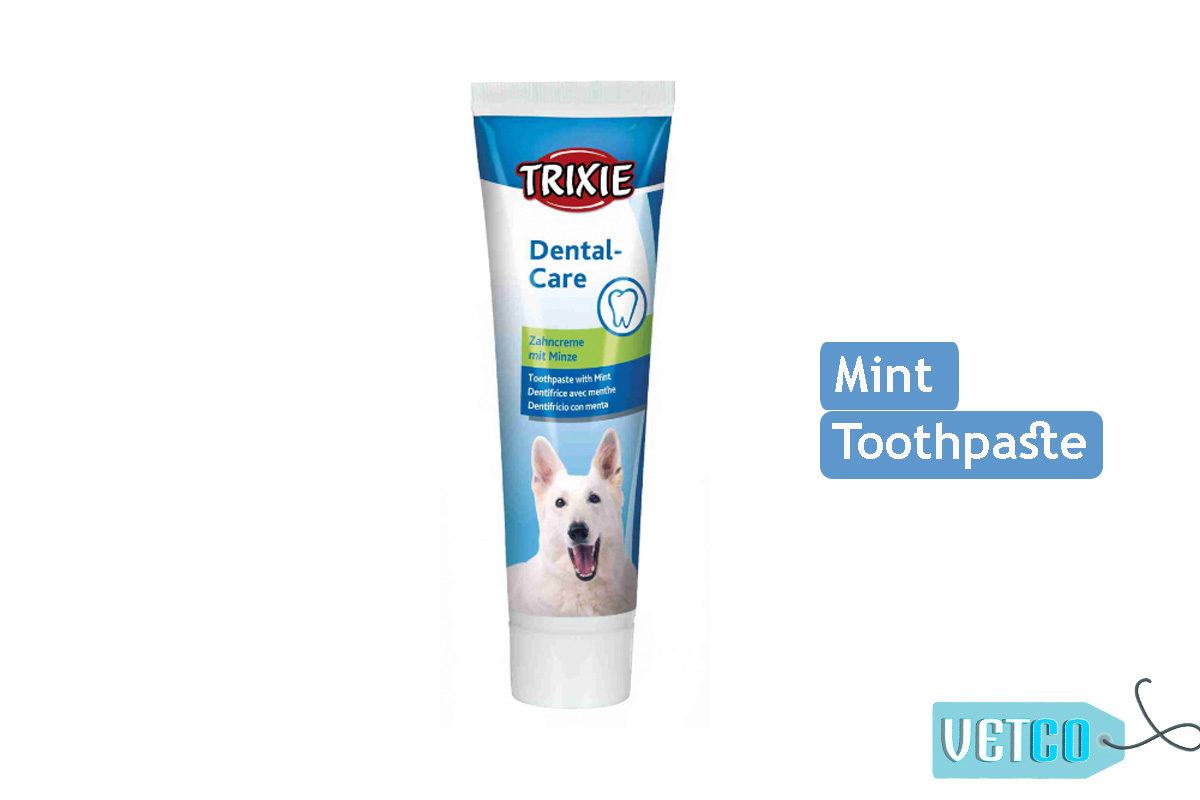Trixie Mint Toothpaste for Dogs