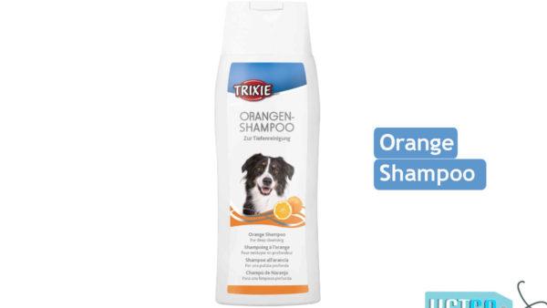 Trixie Orange Dog Shampoo, 250 ml