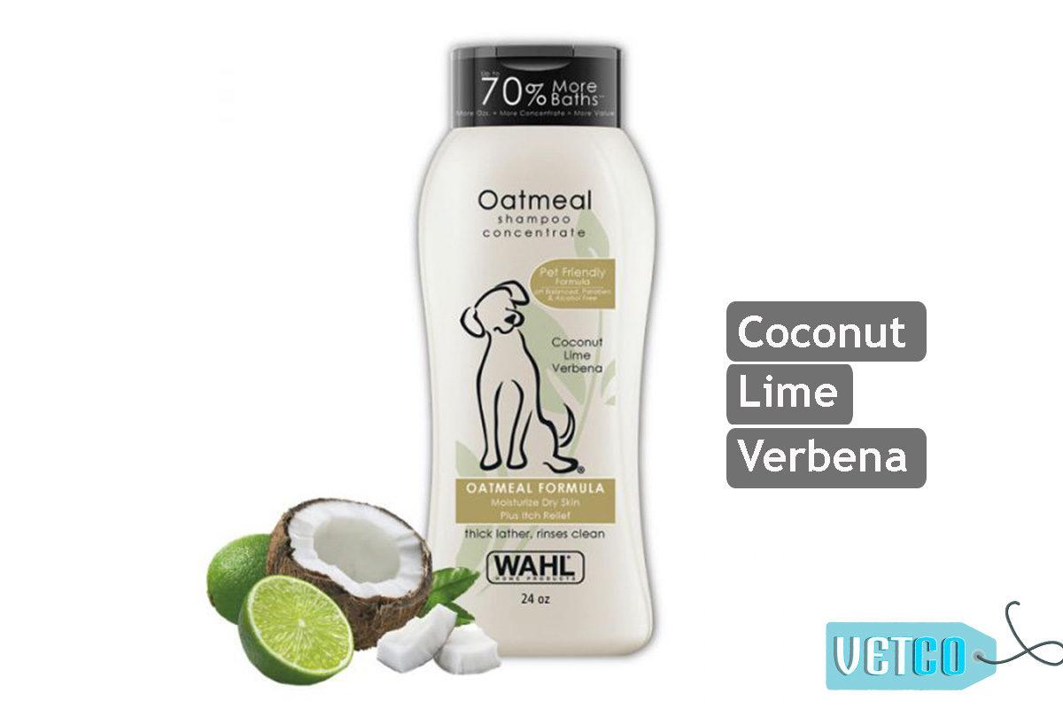 Wahl Oatmeal Formula Dog Shampoo