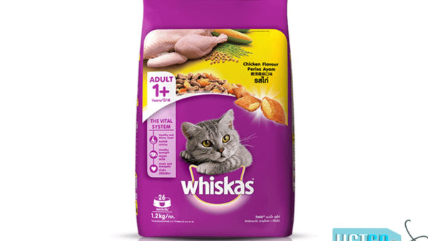Whiskas Chicken Flavour Adult Cat Dry Food