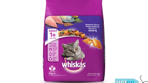 Whiskas Junior Mackerel Flavour Kitten Dry Food