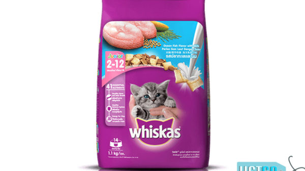 Whiskas Junior Ocean Fish Kitten Dry Food