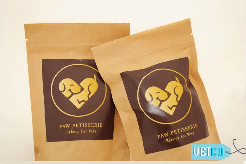 Paw Petisserie Handmade Chicken & Cheese Chips