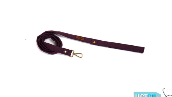 Mutt Ofcourse Water & Dirt Resistant Wildberry Dog Leash