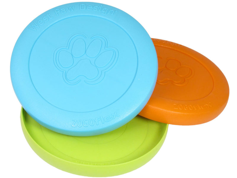 West Paw Zogoflex Zisc Dog Toy