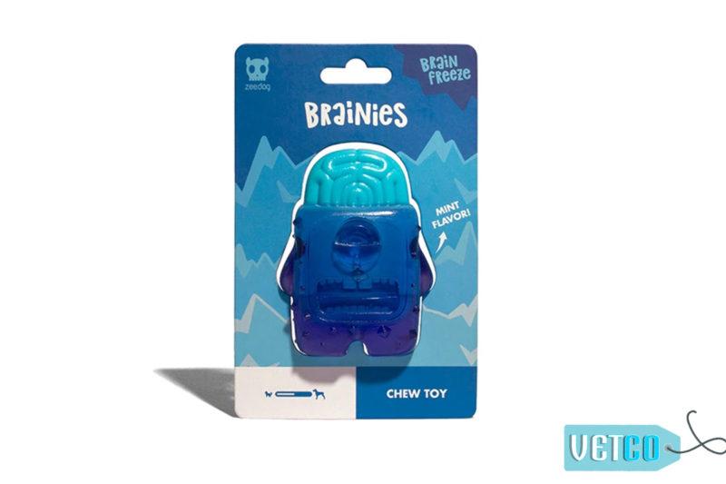 Zee Dog Brain Freeze Dog Toy 1