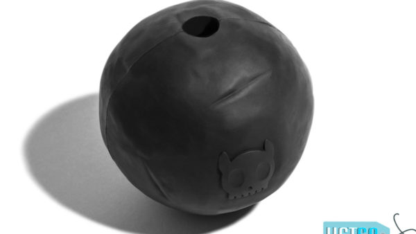 Zee.Dog Cannon Ball Dog Toy