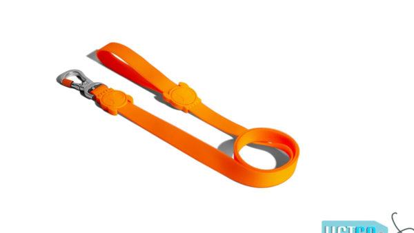 Zee Dog NeoPro Tangerine Weatherproof Dog Leash