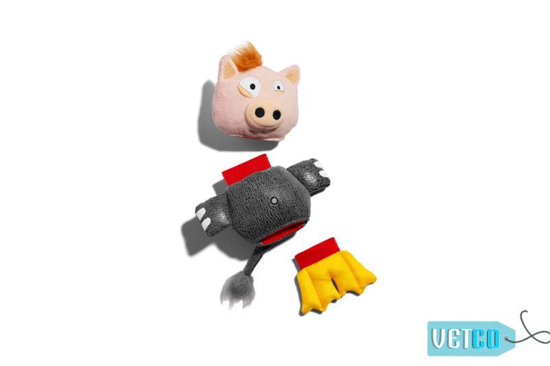 Zee Dog Porkdufant Dog Toy