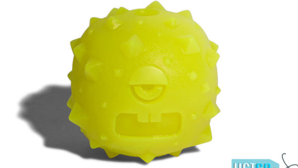 Zee Dog Rob The Microbe Dog Toy 2