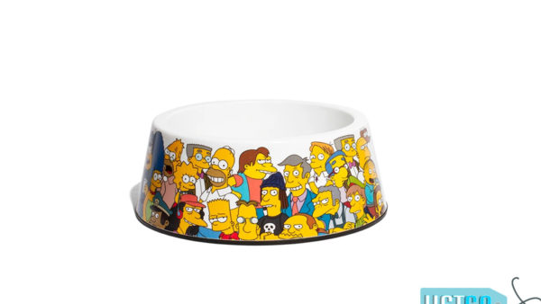 Zee Dog Springfield Dog & Cat Bowl 1