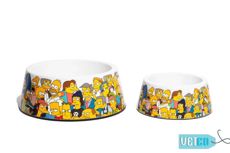 Zee Dog Springfield Dog & Cat Bowl 1