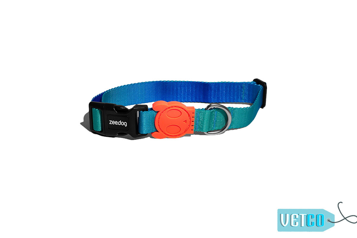 Zee Dog Tide Dog Collar