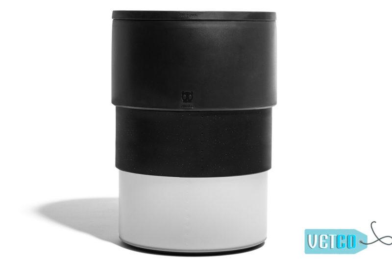 Zee Dog Zee Bowl Height Adjustable Bowl – black